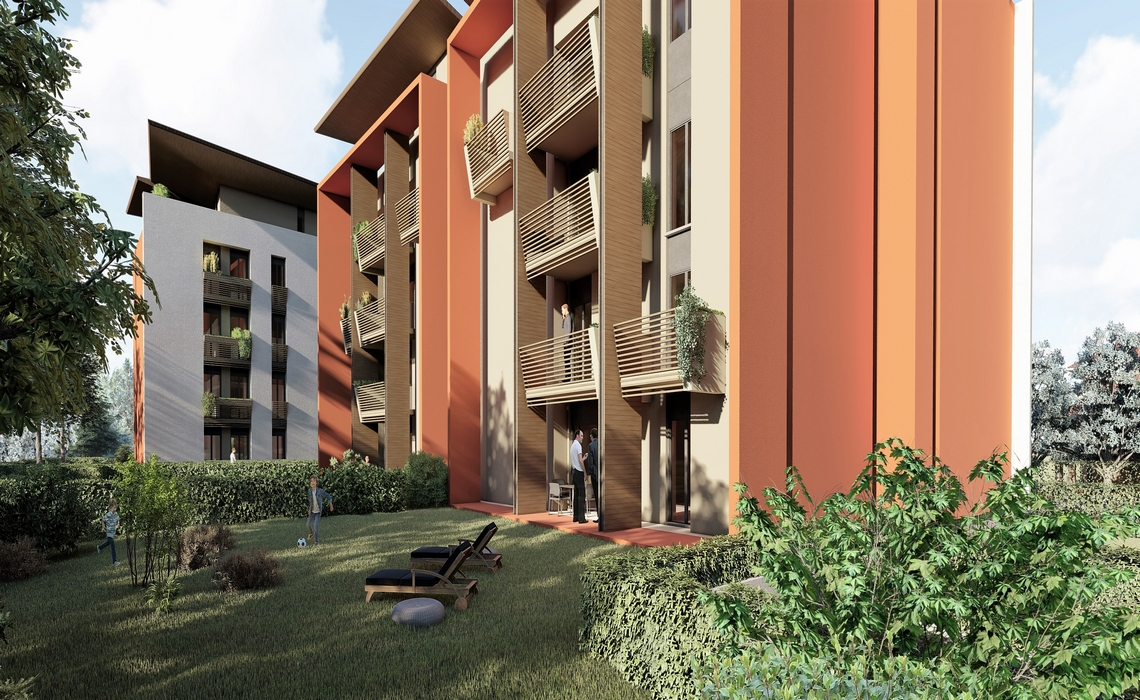 SAN LEONARDO SPLENDIDO in costruzione con SISMA BONUS 85%